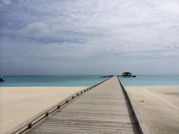 Malediven, Paradies