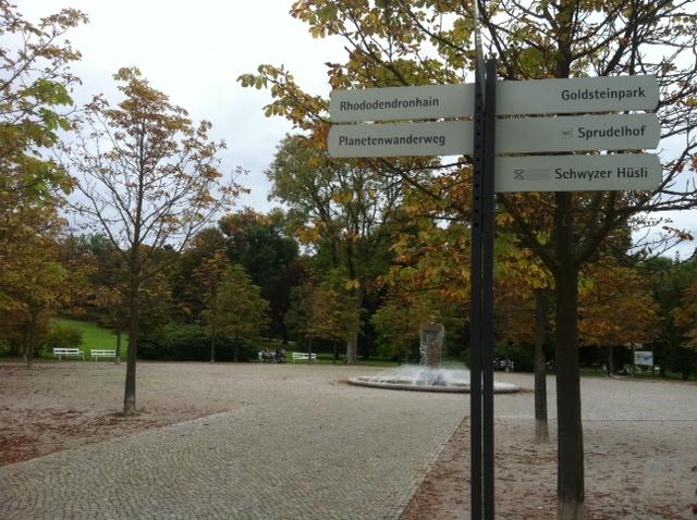 Historischer Kurpark Bad Nauheim