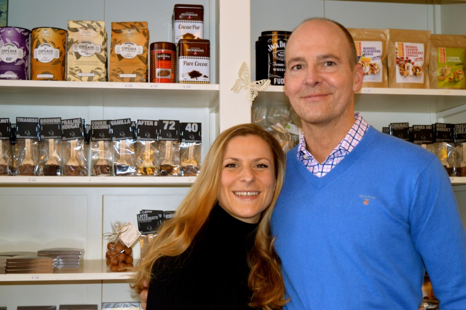 Michael & Iris Behrens vom Salon du Cacao auf den Lieblingsflecken