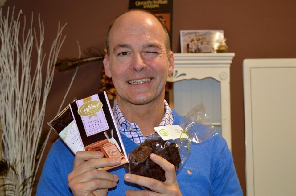 Michaels' Alltime Favorites - Salon du Cacao auf den Lieblingsflecken