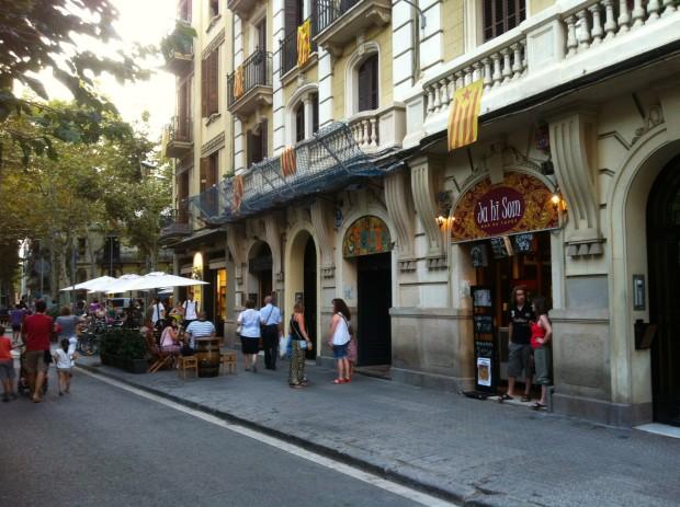 Barcelona für Faule auf den Lieblingsflecken