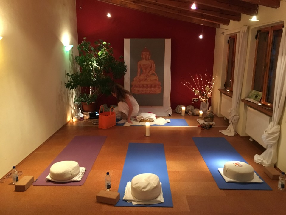 Raum der Stille Yoga-Weekend Ammersee