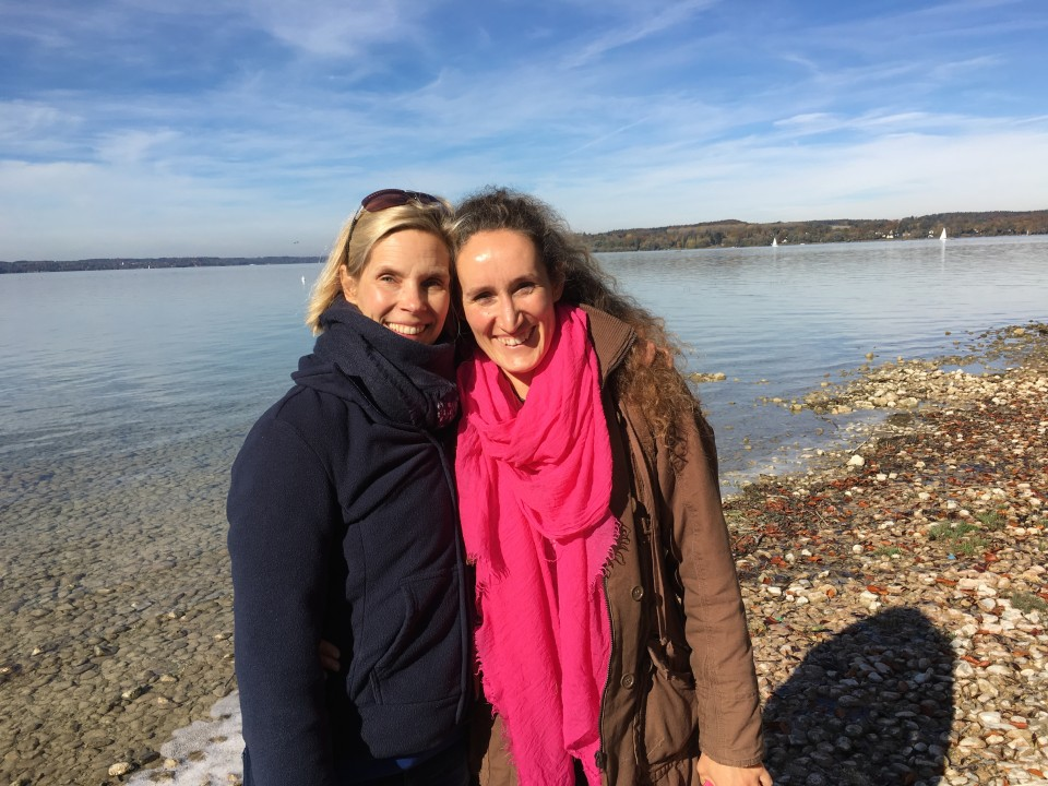 Yoga-Weekend am Ammersee