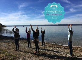Yoga-Weekend Ammersee