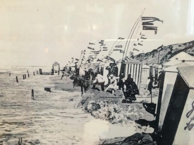Juist Strand nostalgisch - Lieblingsflecken