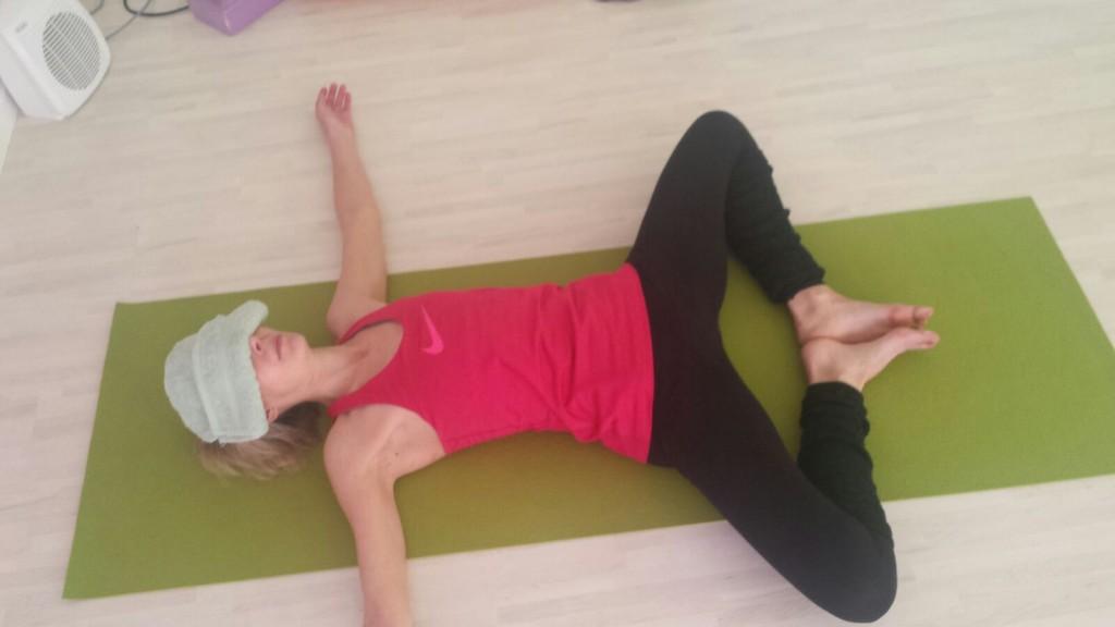 Yoga und Erkältung. Geht das? Lieblingsflecken