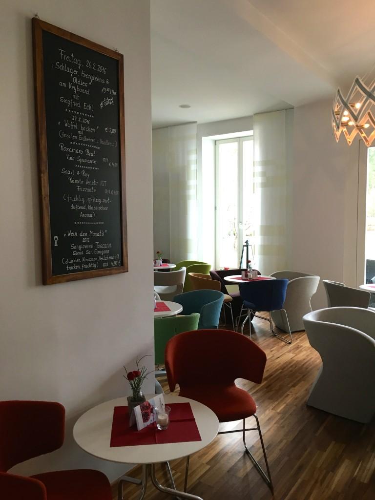 Kneippianum Café Bad Wörishofen Lieblingsflecken