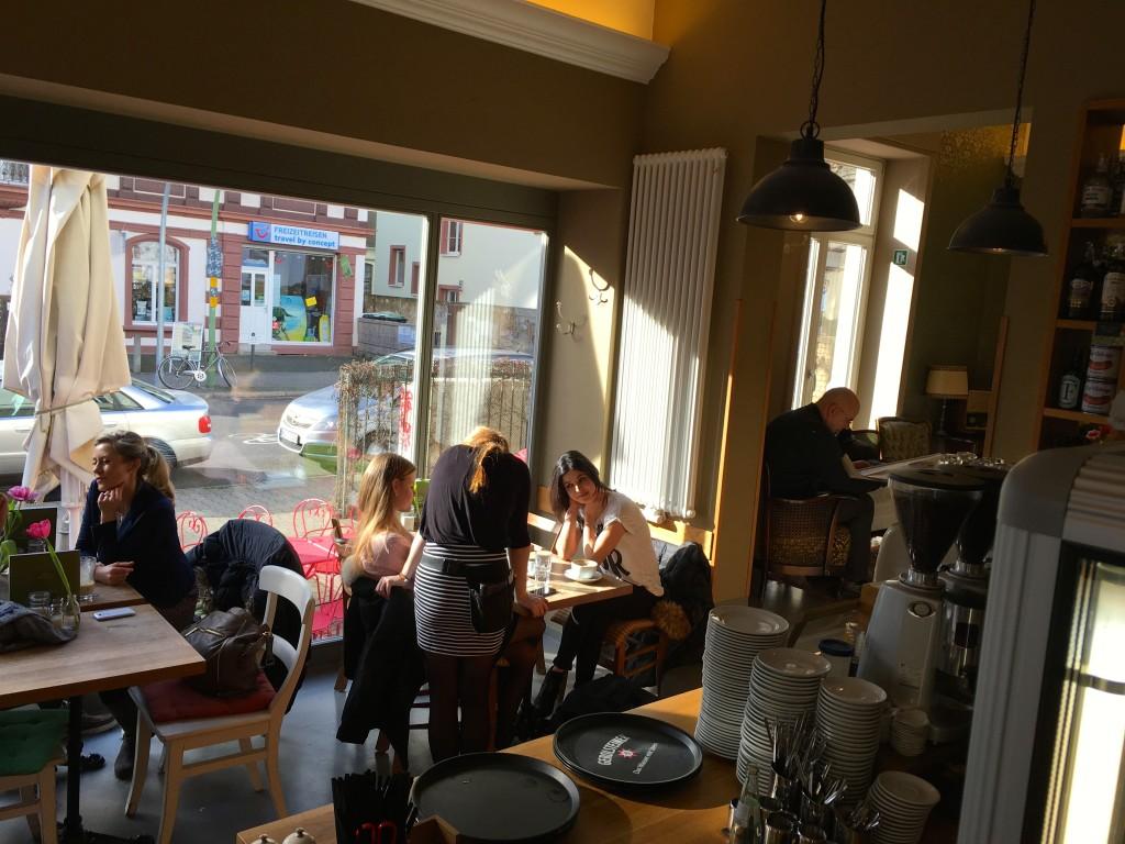 Café Glauburg - Lieblingsflecken Café