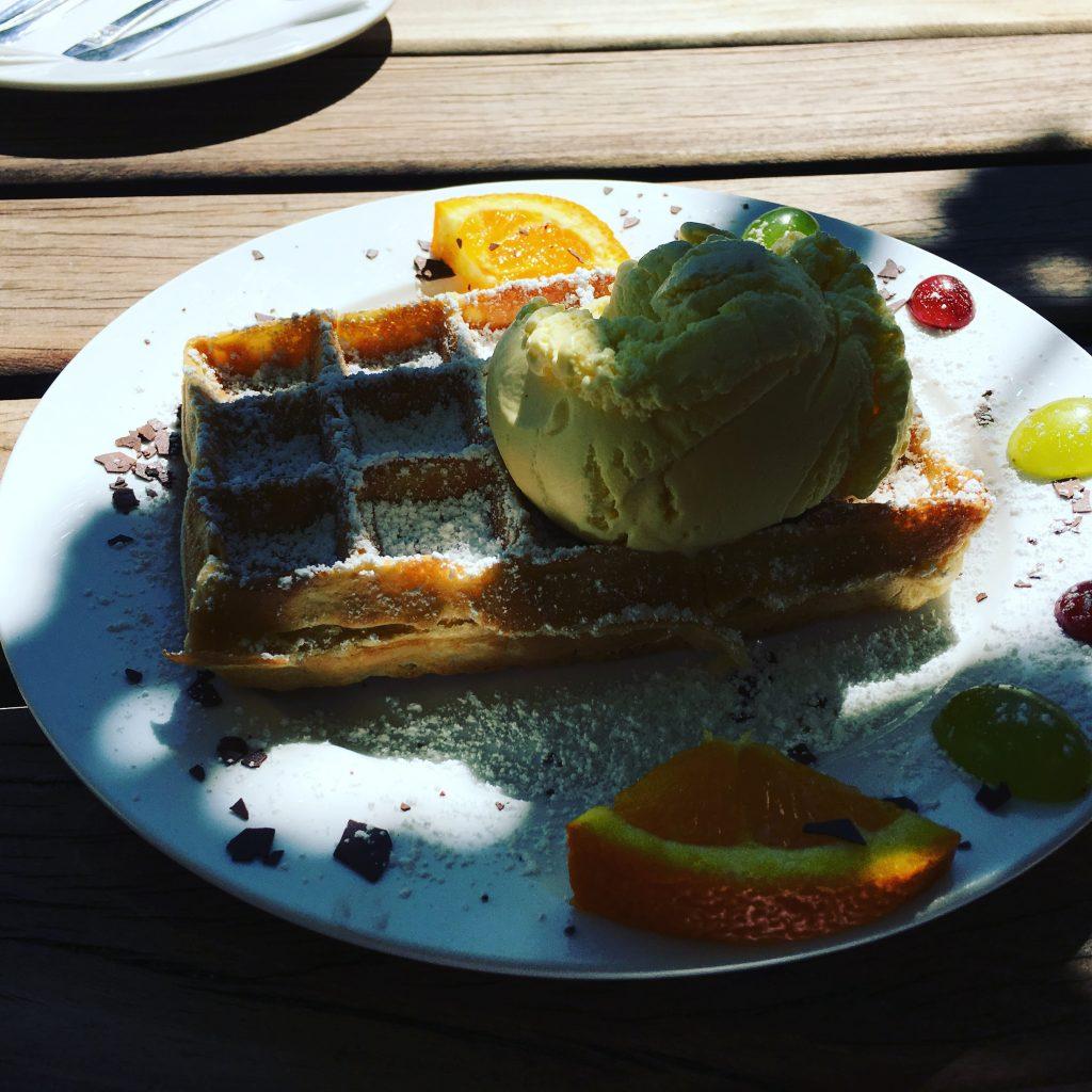 Café Jedermann in Burg Ostsee - Fehmarn