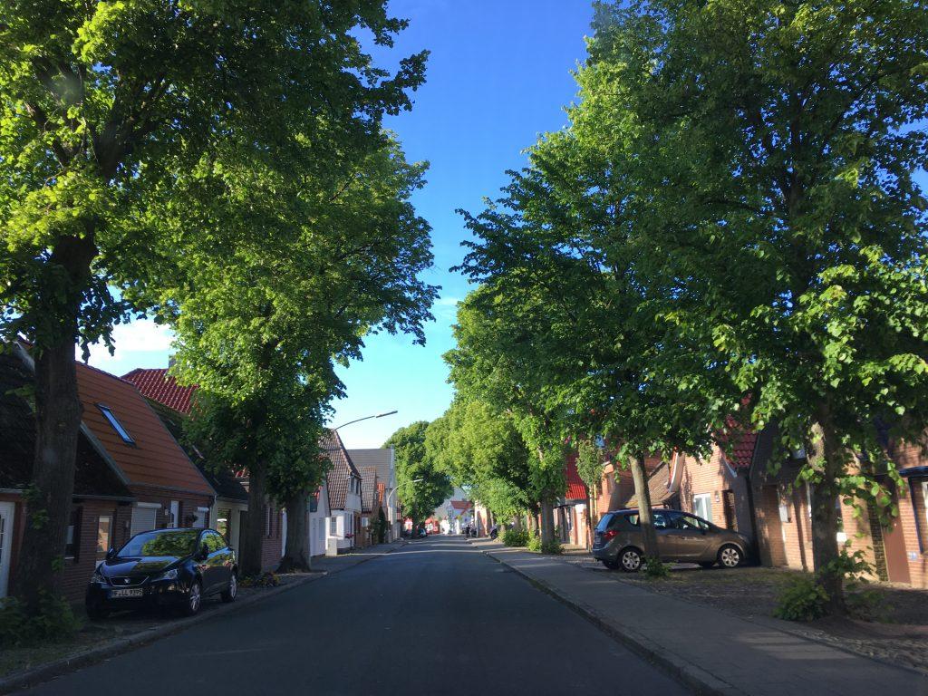 Burg Fehmarn Ostsee- Lieblingsflecken