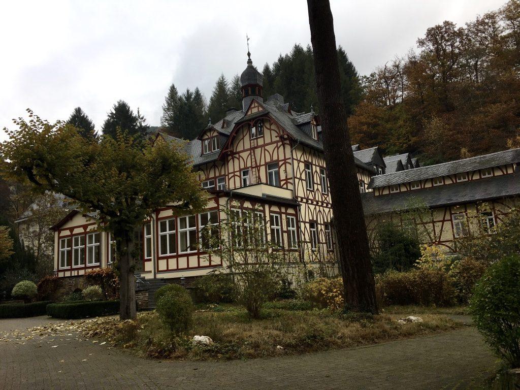 Ayurveda in Deutschland - Ayurveda Parkschlösschen - Lieblingsflecken