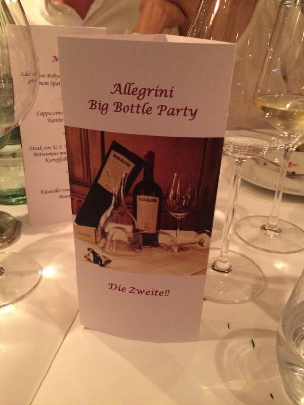 Big Bottle Party die Zweite - Bartmann's Haus Dillenburg