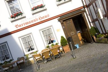 Bartmann's Haus am Untertor in Dillenburg