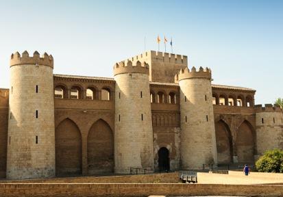 Aljaferia Palast