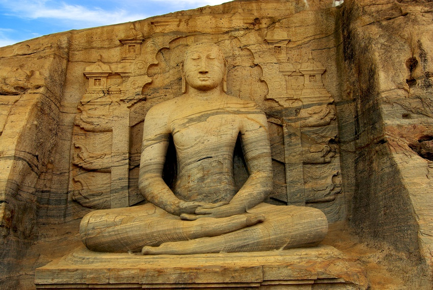 Sri Lanka auf den Lieblingsflecken