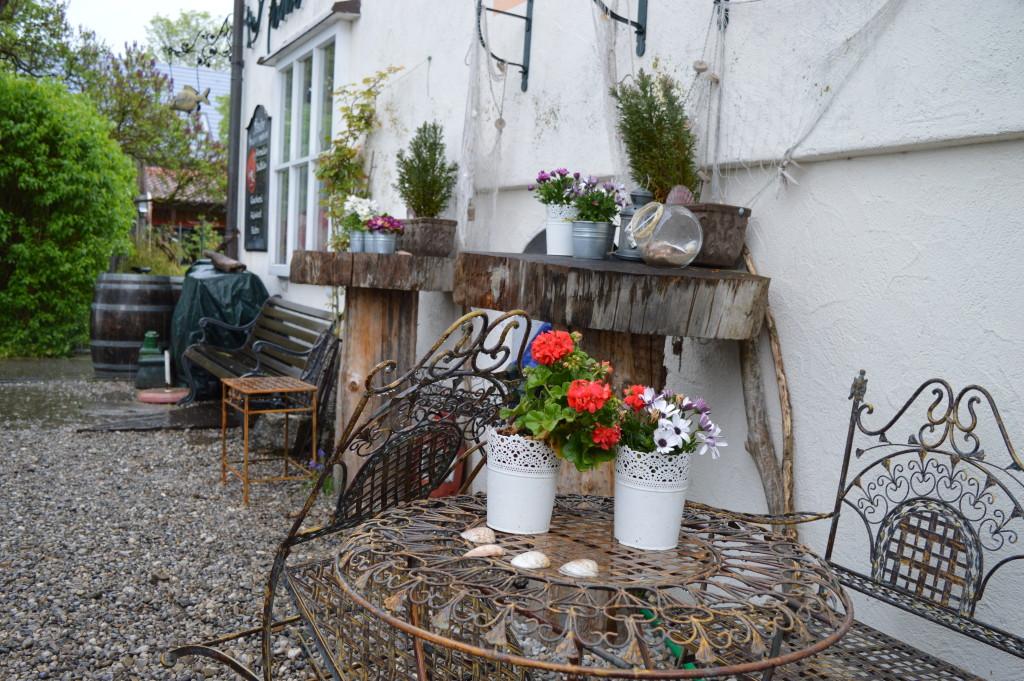 Rund um Mato's Fischladen am Ammersee in Herrsching