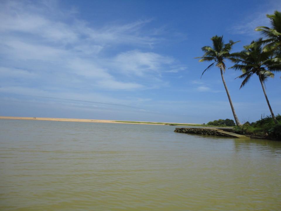 Kerala Südindien auf den Lieblingsflecken