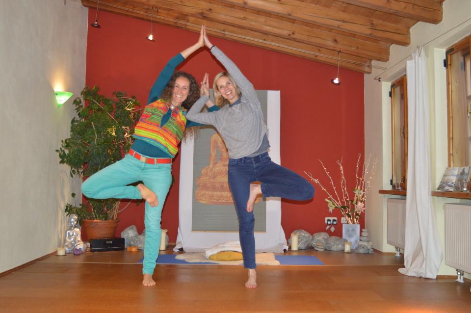 Yoga Weekend am AMmersse