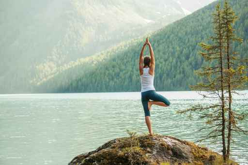 Yoga Lieblingsflecken