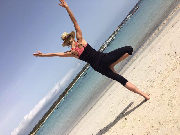 Mach Dich mal locker - Yoga, Lieblingsflecken