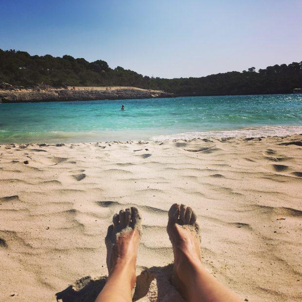 Cala S'Amarador - Santanyi - Mallorca