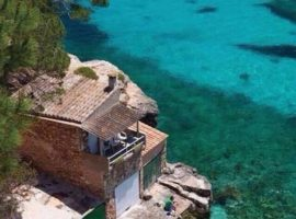 Fischerhäuschen Cala Llmobards Mallorca