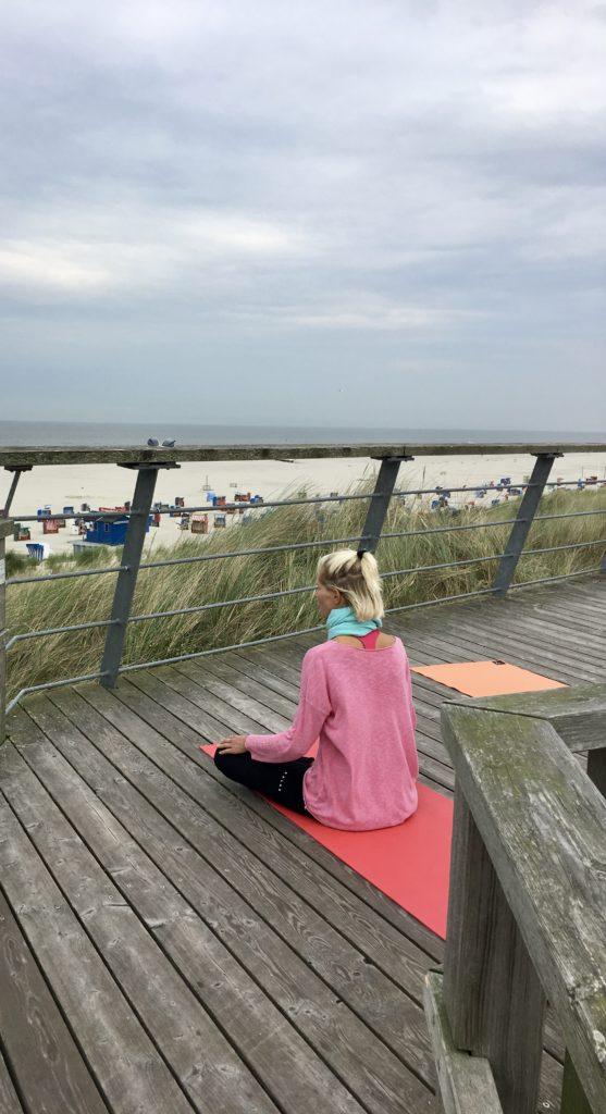 Juist_Yoga am Meer_Lieblingsflecken